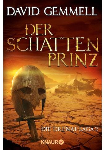 Buch »Der Schattenprinz / David Gemmell« kaufen