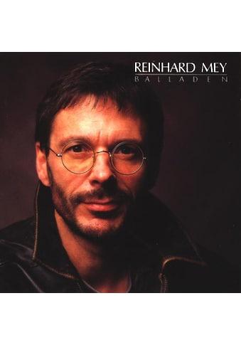 Musik - CD Balladen / Mey,Reinhard, (1 CD) kaufen