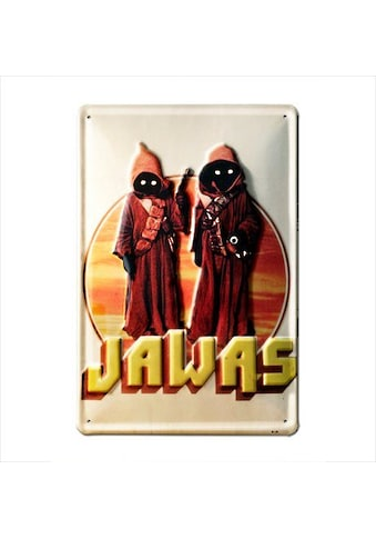 LOGOSHIRT Blechschild mit coolem Star Wars-Motiv kaufen