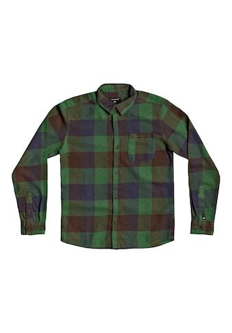 Quiksilver Langarmhemd »Motherfly Flannel« kaufen