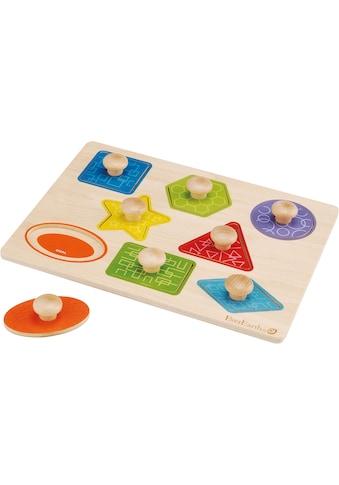 EverEarth® Puzzle »Formen- und Farbenpuzzle«, FSC®-Holz aus gewissenhaft... kaufen