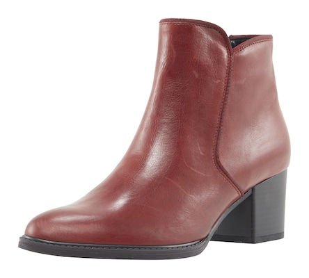 Ankle-Boots in Braun