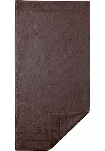 Egeria Handtücher »Prestige«, (2 St.), in Uni mit Bordüre kaufen