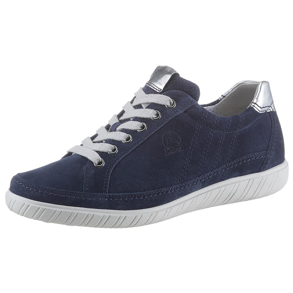 Gabor Sneaker, in sportivem Look
