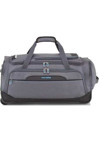 travelite Reisetasche »Crosslite M, 69 cm, anthrazit« kaufen