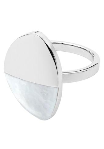 Skagen Fingerring »SPRING, SKJ1316040«, mit Perlmutt kaufen