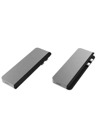 Hyper Adapter »HyperDrive DUO 7-in-2 USB-C Hub«, USB-C zu HDMI-USB-C-USB Typ A kaufen