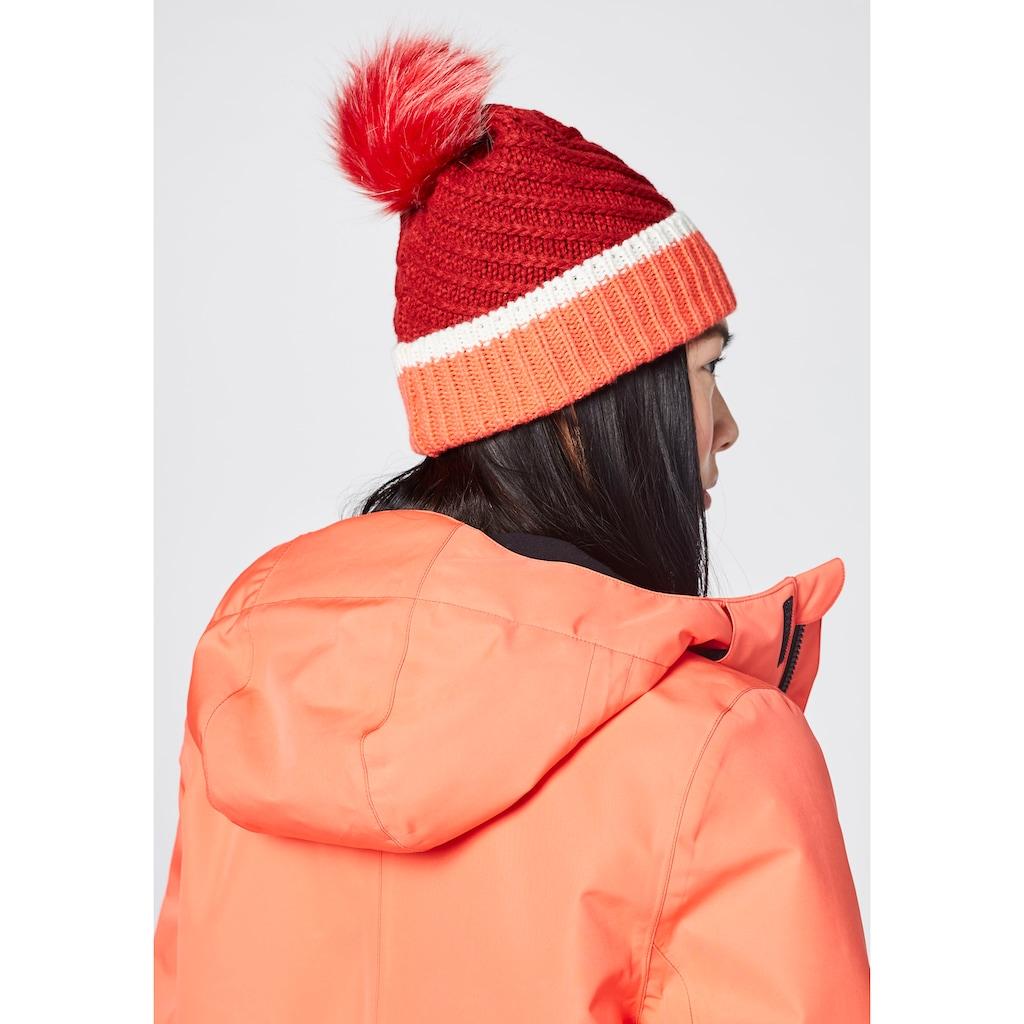 Chiemsee Bommelmütze »Mütze für Damen«