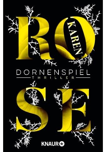 Buch »Dornenspiel / Karen Rose, Andrea Brandl« kaufen