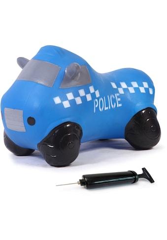 Jamara Hüpftier »Police Truck«, inkl. Luftpumpe kaufen