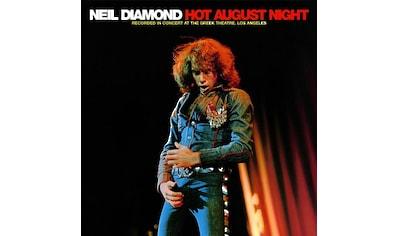 Musik-CD »HOT AUGUST NIGHT / DIAMOND,NEIL« kaufen