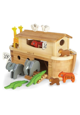 """EverEarth® Spielwelt """"Arche Noah in Groß mit 14 Tieren"""" kaufen"""