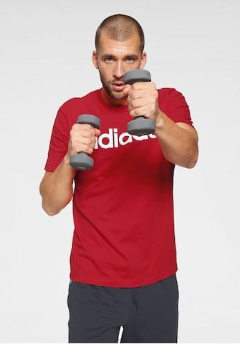adidas Performance T - Shirt »E LINEAR TEE« kaufen