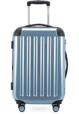 Hauptstadtkoffer Hartschalen-Trolley »Alex, 55 cm, Pool Blue«, 4 Rollen kaufen