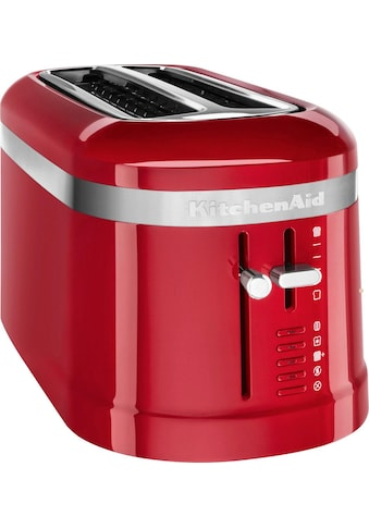 KitchenAid Toaster »5KMT5115EER«, 2 lange Schlitze, für 4 Scheiben, 1600 W kaufen
