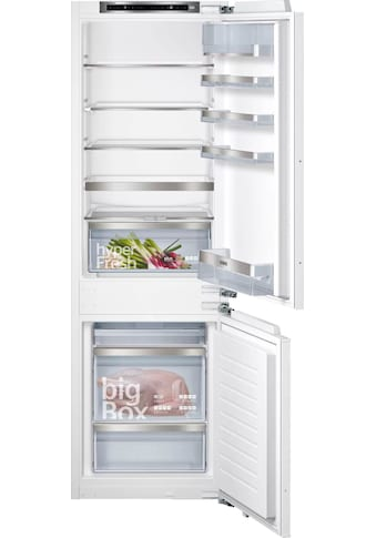 SIEMENS Einbaukühlgefrierkombination »KI86SADE0«, iQ500 kaufen