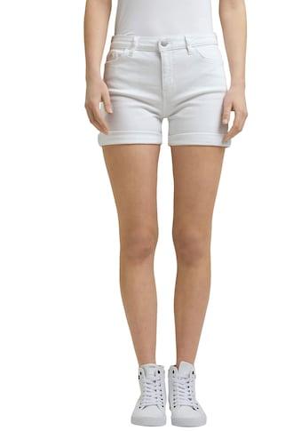 edc by Esprit Shorts, in enger Passform und mit Umschlagsaum kaufen