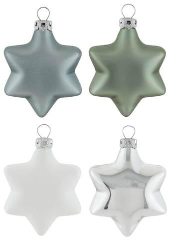 "Thüringer Glasdesign Christbaumschmuck ""Christmas Hygge"" (4 - teilig) kaufen"