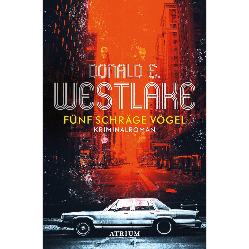 Buch »Fünf schräge Vögel / Donald Westlake, Tim Jung«