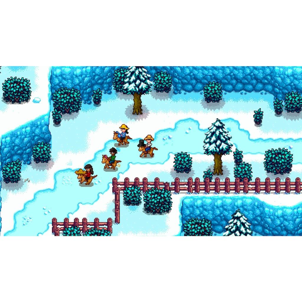 Spiel »Stardew Valley«, Nintendo Switch
