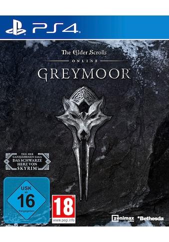 Bethesda Spiel »The Elder Scrolls Online: Greymoor«, PlayStation 4 kaufen