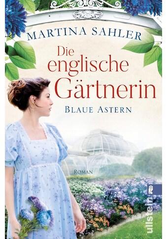 Buch »Die englische Gärtnerin - Blaue Astern / Martina Sahler« kaufen