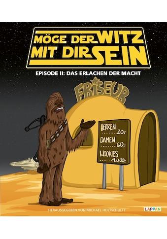 """Buch »Möge der Witz mit dir sein Episode 2: """"Star Wars""""-Cartoons / Michael Holtschulte, Diverse« kaufen"""