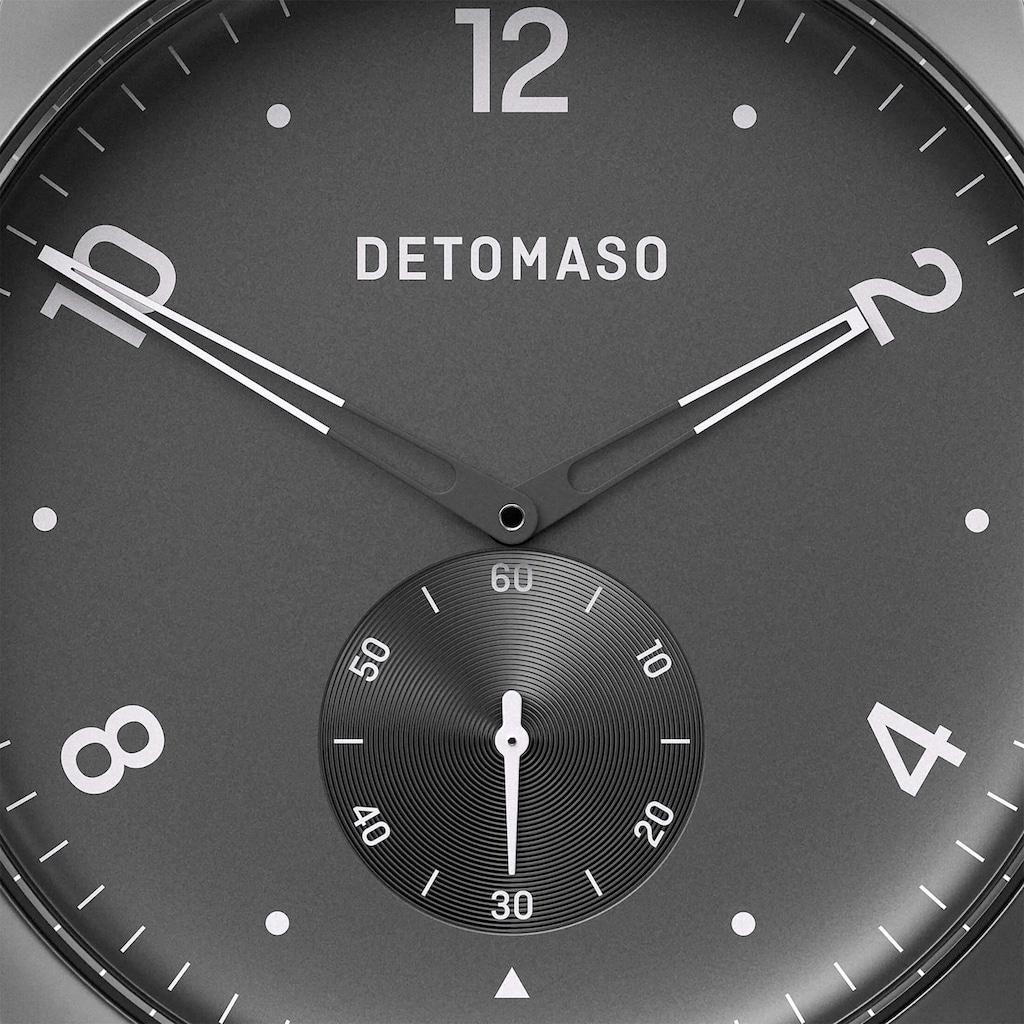 DETOMASO Quarzuhr »PARTENZA GREY«