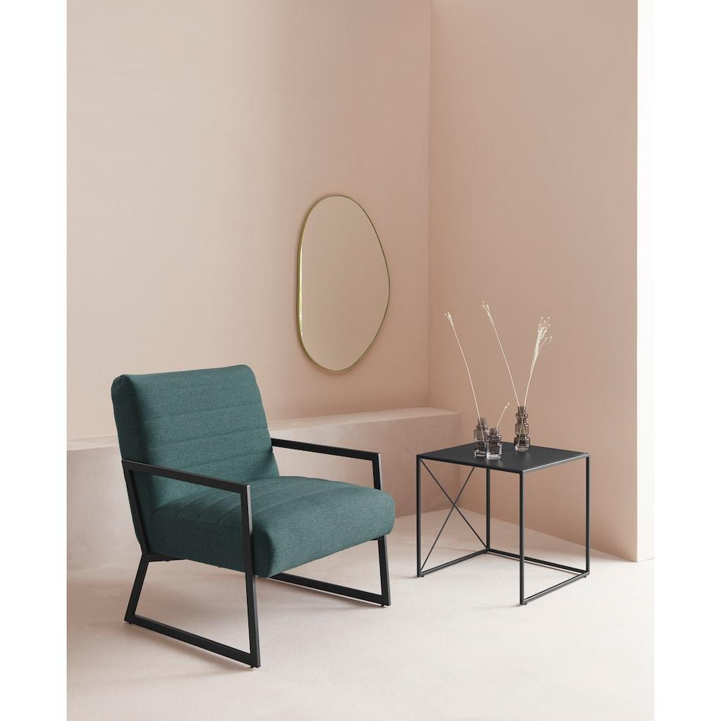 LeGer Home by Lena Gercke Sessel »Neyla«, In mehreren Farben erhältlich, Sitz und Rücken gepolstert