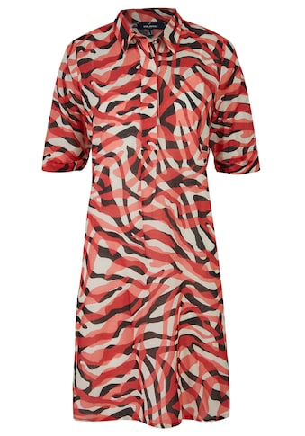 Daniel Hechter Sommerliches Blusenkleid mit Animalprint kaufen