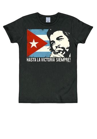 LOGOSHIRT T-Shirt »Che Guevara - Cuban Flag«, mit modischem Vintage-Print kaufen
