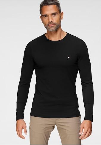 Tommy Hilfiger Langarmshirt »STRETCH SLIM FIT LONG SLEEVE« kaufen
