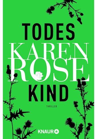 Buch »Todeskind / Karen Rose, Kerstin Winter« kaufen