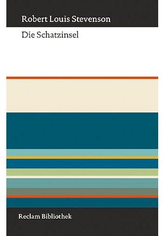 Buch »Die Schatzinsel / Robert Louis Stevenson, Ulrich Bossier, Burkhard Niederhoff« kaufen