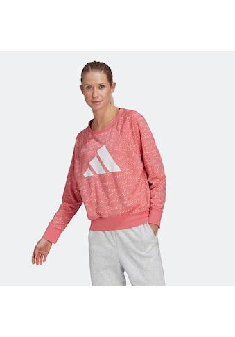 adidas Performance Sweatshirt »ADIDAS SPORTSWEAR WINNERS BADGE OF SPORT« kaufen