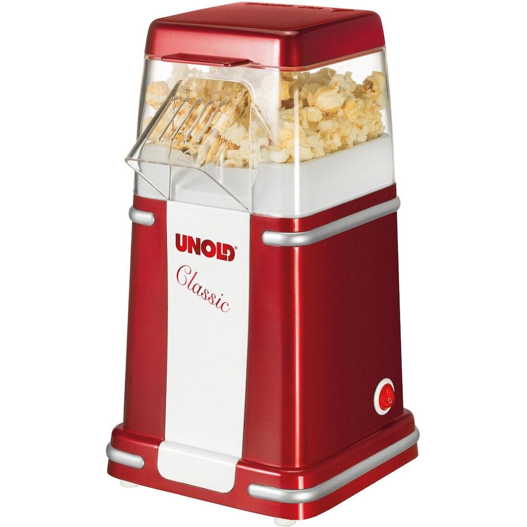 Unold Popcornmaschine »Classic«