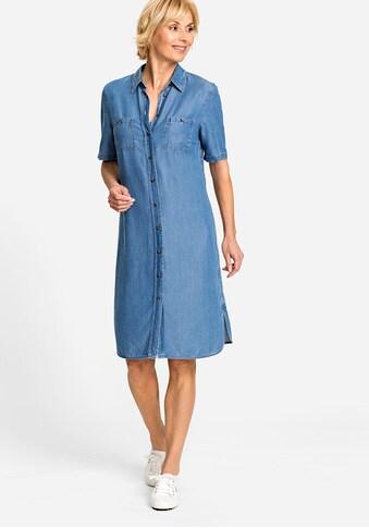 Olsen Sommerkleid, in Jeansoptik kaufen