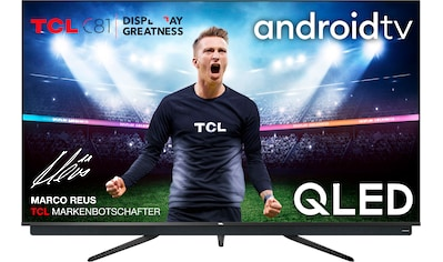 "TCL QLED-Fernseher »75C815X1«, 189 cm/75 "", 4K Ultra HD, Smart-TV, integrierter ONKYO... kaufen"