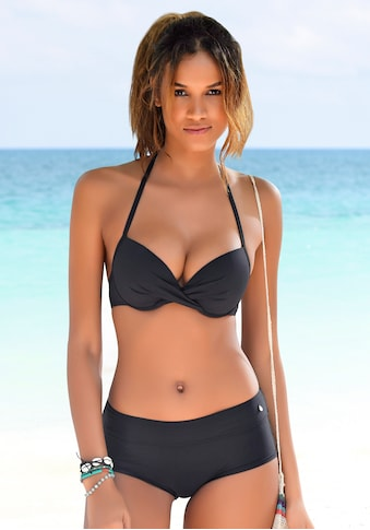 s.Oliver Bikini-Hotpants »Spain«, unifarben kaufen