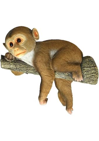 Casa Collection by Jänig Tierfigur »Affe hängt am Ast«, Wandhänger kaufen