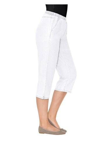 Classic Basics Capri - Jeans in leichter Baumwoll - Qualität kaufen