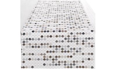 Tischläufer, »31956 Punkte«, HOSSNER  -  HOMECOLLECTION (1 - tlg.) kaufen