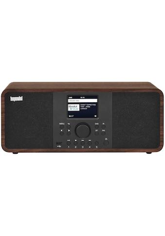 IMPERIAL by TELESTAR Digitalradio (DAB+) »DABMAN i205«, (WLAN-Bluetooth Digitalradio (DAB+)-Internetradio ) kaufen