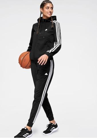 adidas Performance Trainingsanzug »PES 3 STRIPES TRACKSUIT W« (Set, 2 tlg.) kaufen