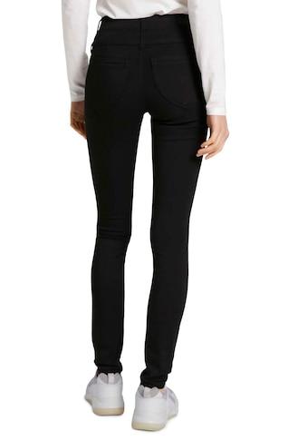 TOM TAILOR Denim Skinny-fit-Jeans, mit hohem geknöpftem Bund kaufen