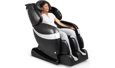 Christopeit Sport® Massagesessel »MS 11.0«, 4 Massage Programme / 5 Massagemethoden / 27 druckvariable Luftkissen / Wärmefunktion / Liegefunktion kaufen
