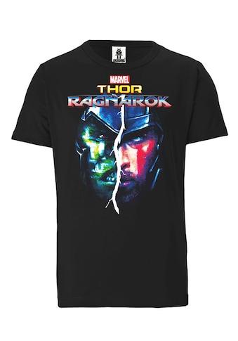 LOGOSHIRT T-Shirt mit coolem Thor-Frontprint kaufen