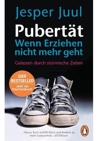 Buch »Pubertät - wenn Erziehen nicht mehr geht / Jesper Juul« kaufen