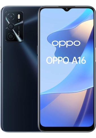 """Oppo Smartphone »A16«, (16,55 cm/6,52 """", 64 GB Speicherplatz, 13 MP Kamera) kaufen"""