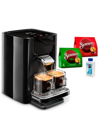 Senseo Kaffeepadmaschine SENSEO® Quadrante HD7865/60 kaufen